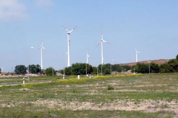 Bőny térségi szélpark