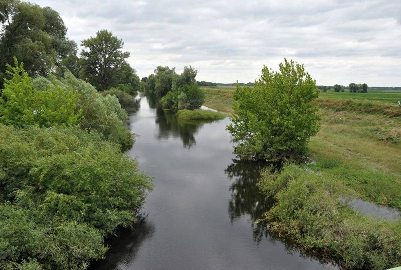 Bornát-ér, és a Marcal-folyó