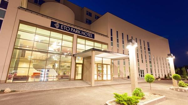 GYŐRI ETO PARK HOTEL STADION