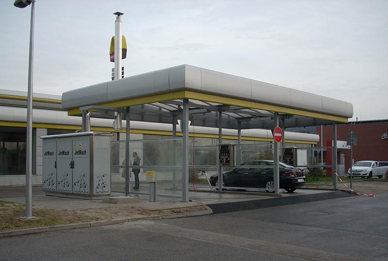 Eni töltőállomás, Miskolc